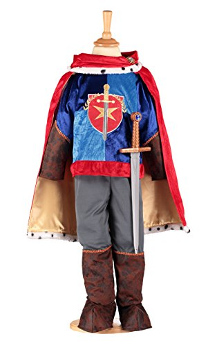Imagen de disfraz infantil príncipe travis desing 6  8 años