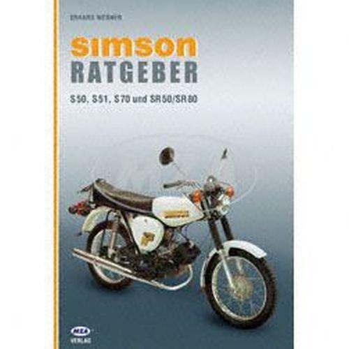 Motoren-bücher (Buch - - Ein Ratgeber - Schwerpunkt mit den Fahrzeugen S50, S51, S70 und SR50/ SR80)