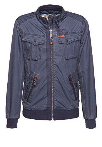 Khujo Jacke Men MARLON Navy