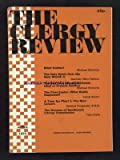 CLERGY REVIEW (THE) du 01/04/1974 - ARTICLES OF M. RICHARDS - G. MARC'HADOUR - LIONEL SWAIN - EDWARD FITZGERALD - TOM COYLE