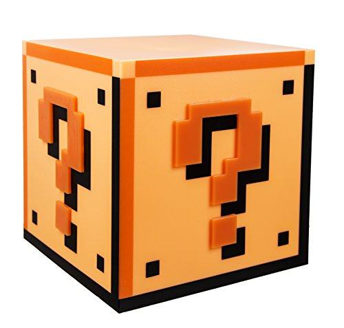 Nintendo Super Mario Brothers Frage Block Licht (Block Mario)