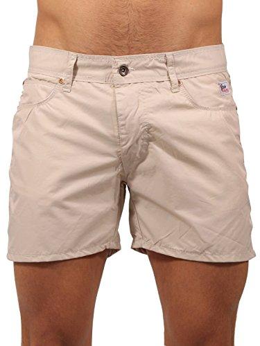 roy-rogers-pantaloncini-basic-uomo-beige-beige