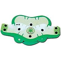 Collarín para adultos con cuello largo, 56–60–Verde