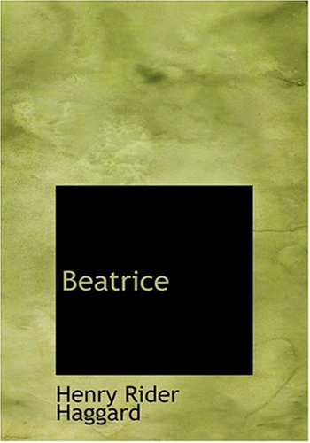 Beatrice (Large Print Edition)
