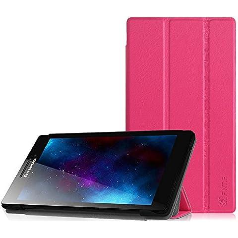 Lenovo Tab 2 A7-10 Funda - Fintie Ultra Slim Case Funda Carcasa con Stand Función para Lenovo Tab 2 A7-10 7 Pulgadas Android Tablet,