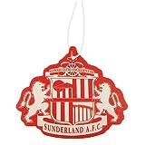 OFFICIAL SUNDERLAND AFC CREST SHAPE AIR FRESHENER