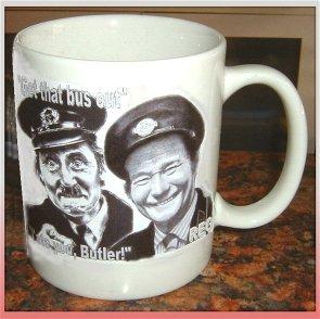 Blakey and Butler Mug
