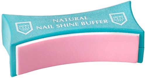 MicroCell: Natural Nail Shine Buffer (11 ml) (Buffer Shine Nail)