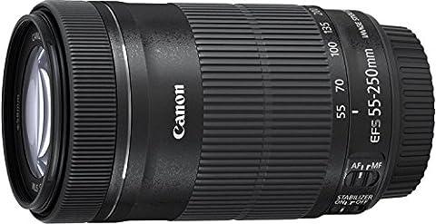 Canon - 8546B002 - Objectif - EF-S 55-250 mm f/4-5,6