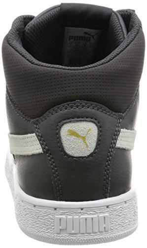 Puma 1948 Mid L, Baskets Basses Mixte Adulte Gris - Grau (Asphalt-puma White 05)