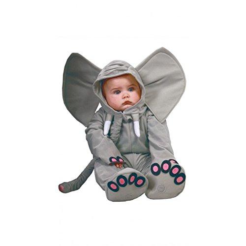 Guirca 81089 - Elefante Baby Talla 12-24 Meses