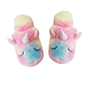 Unicornio De La Mujer Zapatillas