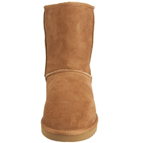Ugg Australia Classic Short , Boots homme Noisette