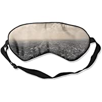 Eye Mask Eyeshade City Sky Horizon Sleeping Mask Blindfold Eyepatch Adjustable Head Strap preisvergleich bei billige-tabletten.eu
