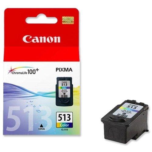 Canon CL-513Farbe Tintenpatrone (210 Canon Pixma)