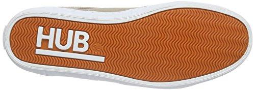 Hub Panama-W C06, Baskets Femme Beige - Beige (beige/wht 009)