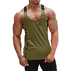 Gladdon Débardeur sans Manches pour Hommes Tee Shirt Gilet Bodybuilding Sport Fitnesset à Manches longuesfluide Bustier Tunique t Casual de Sweatshirt fantaisiez imprimé Floral
