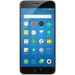 Meizu M3Note 16Go 4g Noir, Gris–Smartphone Double sim, Android, GSM, WCDMA, LTE, Micro-USB
