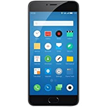 "Meizu M3 note - Smartphone libre Android (pantalla 5.5"", Octa-core, 2GB RAM, 16GB, cámara 13 Mp), color gris"