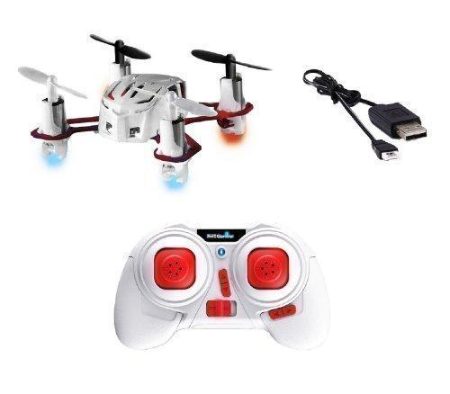 Mini Quadrocopter Nano Quad Revell 23970 2,4 GHz 4 Canal USB Câble de charge blanc RC