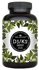 D3 K2 Tabletten