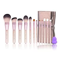 Makeup Brushes - Makeup Brushes Set Professional Blush Brush Foundation Blending Contour Eye Shadow Eyeliner Make Up Brushes Kit(12 Pack)