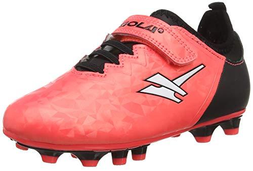 Gola Unisex Kids Alpha Mld Velcro Football Boots