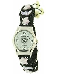 Reloj Christian Gar Reloj Señora Wr Correa de Nylon Negra