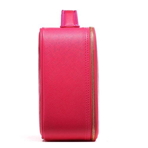 a4e35ecb6ada  Gifts for women  ROWNYEON PU Leather Makeup Case Mini Makeup Bag Portable  Travel Makeup Bag EVA ...