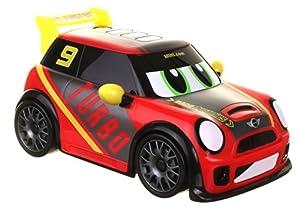 Golden Bear Ir Mini PowerBoost Racer - Red Car DVD
