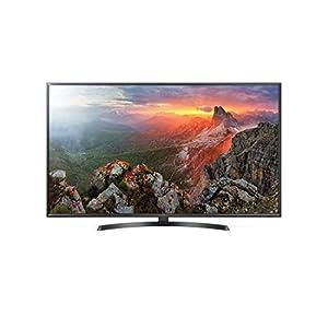 "LG TV UK6470 da 43"" Ultra HD . Smart TV - 4K - Active HDR - HEVC - WiFi - Bluetooth - serie 2018 [Esclusiva Amazon.it]"