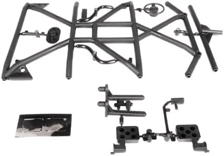 Axial AX80123 SCX10 Unlimited Unlimited Unlimited Roll Cage Top | Apparence Attrayante  676b4a