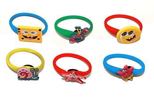avrigo-soft-caoutchouc-souple-colore-porte-cles-porte-cles-key-holder-extensible-avec-une-decoration