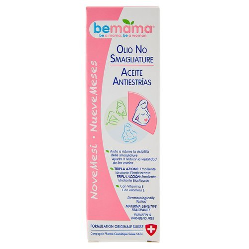 neufmois - huile anti-vergetures 150 ml