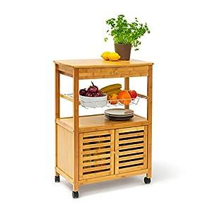 Kuchenwagen Holz Metall Gunstig Online Kaufen Dein Mobelhaus