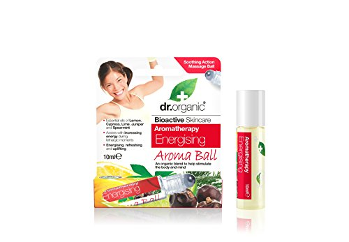 Aroma Ball Aromatherapy Roll-On Energising - 10 ml