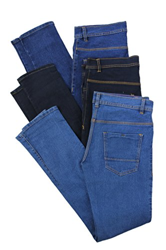 Trendy Trotters Multi Color Jeans Combo 2 (TTJCP-Multi-32)