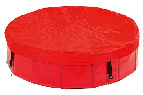 Artikelbild: Karlie Doggy Pool Cover, 118 x 13 cm, rot