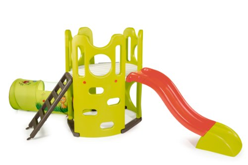 Smoby 310048 - Abenteuer Kletterturm, Spielzeug