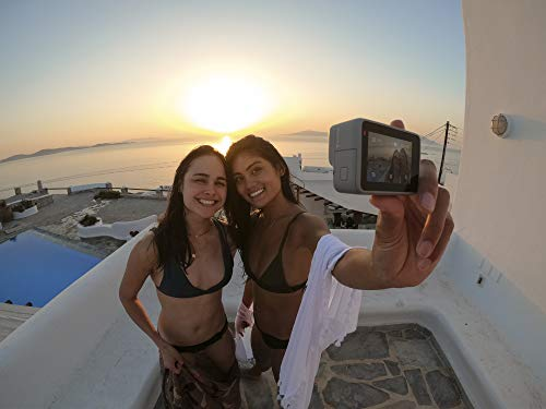 GoPro HERO7 White - Cámara de acción digital sumergible con pantalla táctil, vídeo HD 1440p y fotos de 10 MP