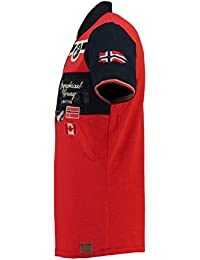 Geographical Norway Polo Homme Karadok Rouge