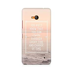 Mobicture Time Changes Premium Printed Case For Nokia Lumia 640