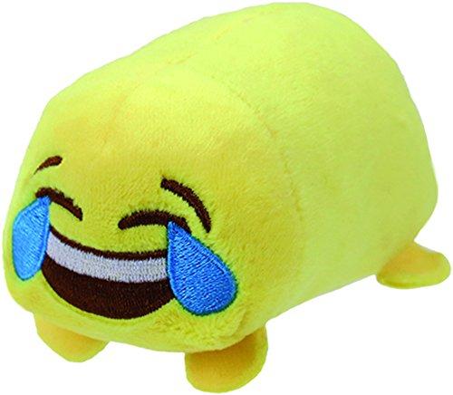 "Teeny Ty Emojis - Happy - 10cm 4"""
