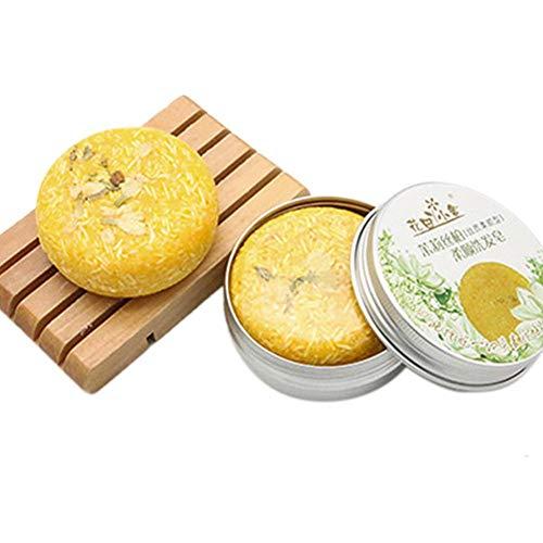Bulary Rosemary Shampoo Soap Silikonfreie Ölpflege Scalp Lavendel Pflanzenöl Shampoo Bar Ingwer Haarpflege Aluminium Box Verpackung