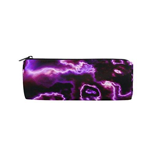 Ahomy Halloween Abstrakte Cloud Stifteetui Stifteetui Schreibwaren Tasche Tasche Etui Kosmetik Beutel Aufbewahrungstasche Geldbörse