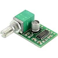 CAOLATOR Mini PAM8403 5V Placa del amplificador de Fuente de Alimentación del Tablero del Amplificador de Digitaces