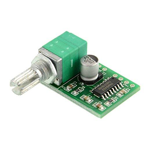 Kentop PAM8403 Mini 5V Digitale Verstärkerplatine Stereo Verstärker 3W + 3W DC 5V Audio Verstärker Handy Digital Power Amp Modul 5/5/3 Amps