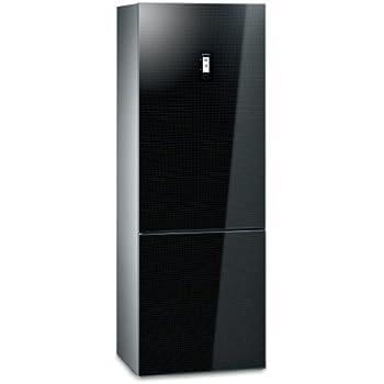siemens kg49nsb31 iq700 k hl gefrier kombination a k hlen 317 l gefrieren 123 l schwarz. Black Bedroom Furniture Sets. Home Design Ideas