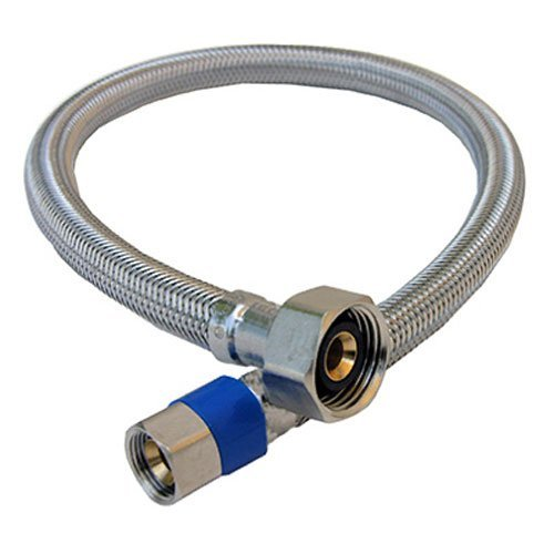 LASCO 10-0121 3/8-Inch Compression by 1/2-Inch IPS by 20-Inch Water Supply Connector by LASCO -