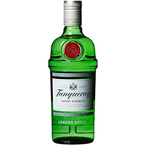 Tanqueray - Export Strength - London Dry Gin - Ginebra - 700 ml